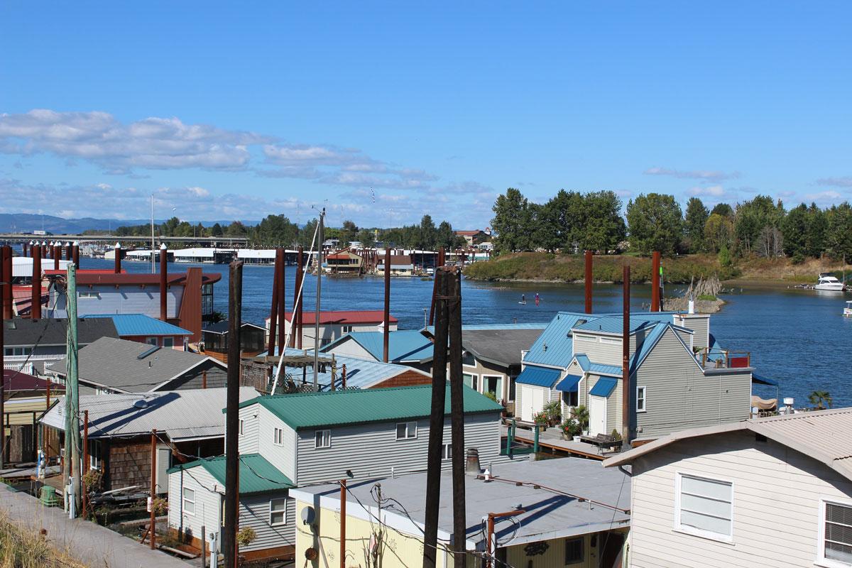 Guide: Choosing A Moorage ⋆ Portland Floating Homes