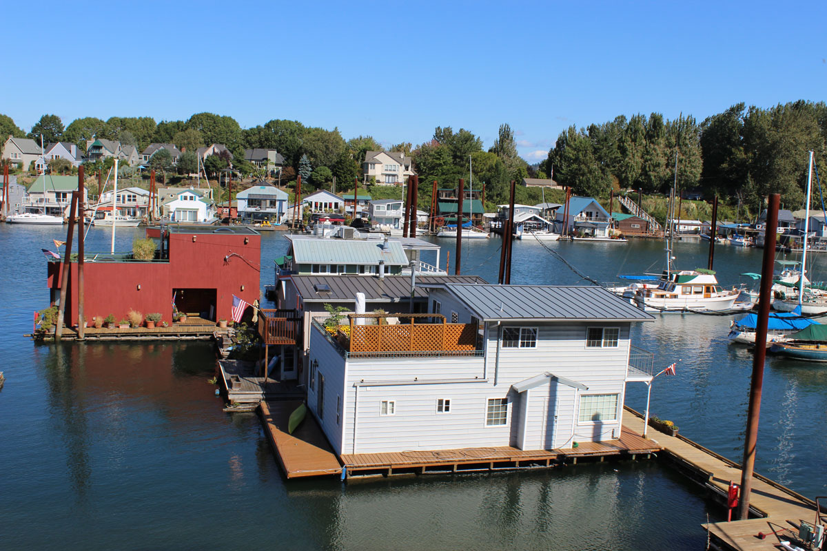 Guide: Choosing A Moorage ⋆ Portland Floating Homes